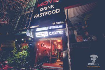 Cafe phim Yên Lãng