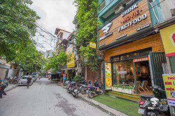 Cafe phim Hà Đông