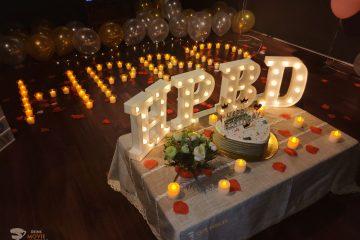 Tổ chức sinh nhật