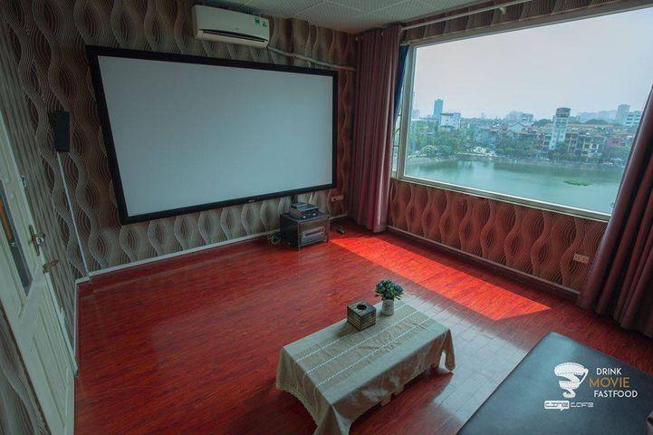 Phòng View Cafe Phim Xã Đàn