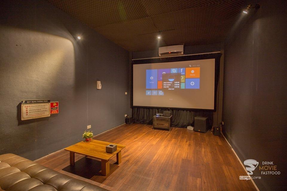Phòng Phim Hiện Đại