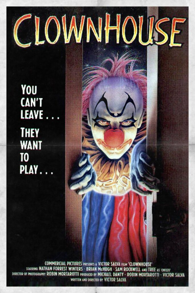 Clownhouse - Phim Halloween hay